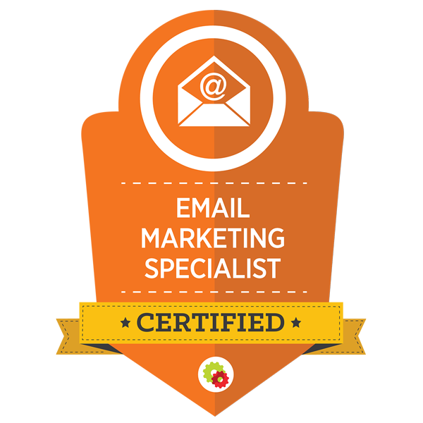 email marketing certification for implementing email marketing plans