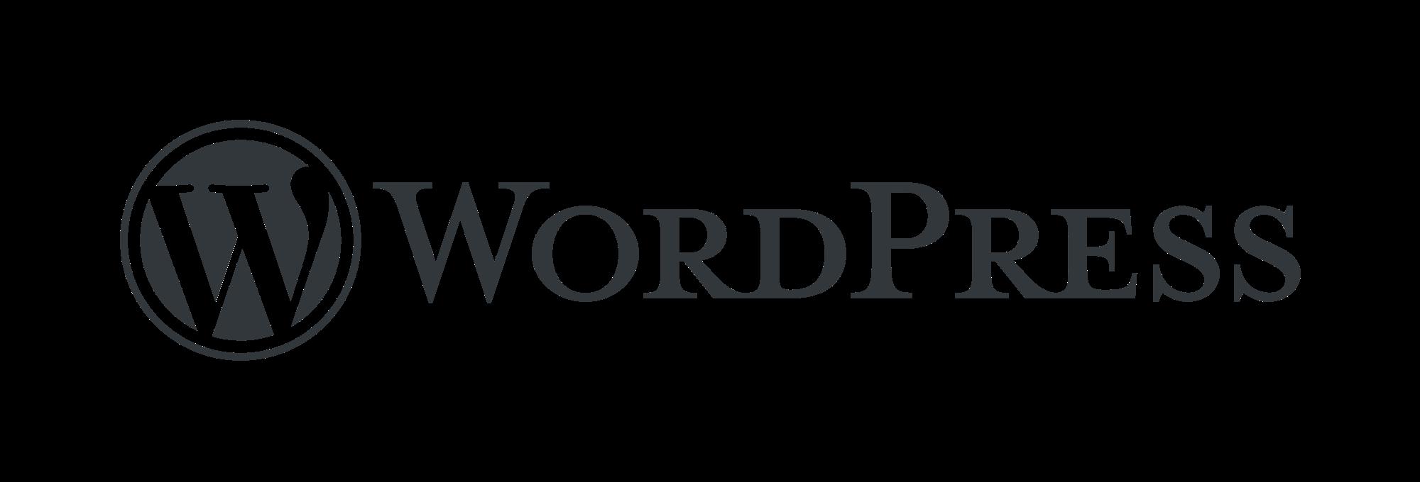 Wordpress as a platform for website design